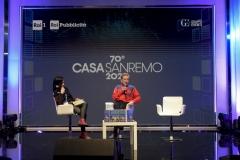 Il Salvatori 2020 nella Lounge di Casa Sanremo