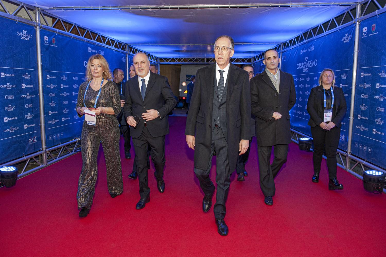 Inaugurazione Casa Sanremo 2020
