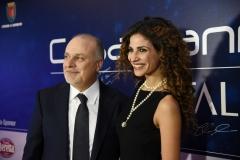 Vincenzo Russolillo e Roberta Morise, madrina di Casa Sanremo 2019
