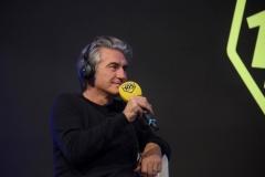 Ligabue a Casa Sanremo Vitality's 2019