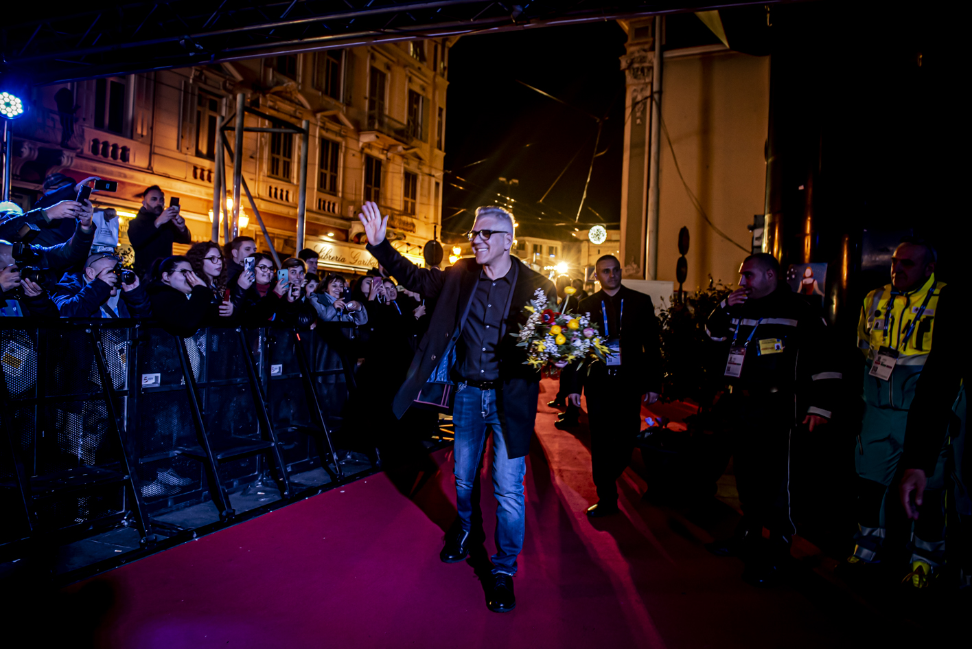 Sanremo Red Carpet 2020