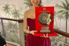 Tecla vince i Soundies Awards 2020