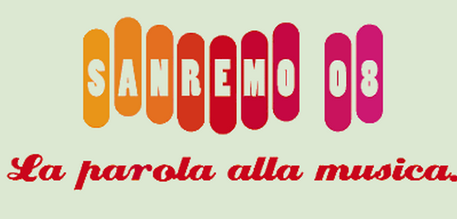 sanremo_music_festival_2008_logo