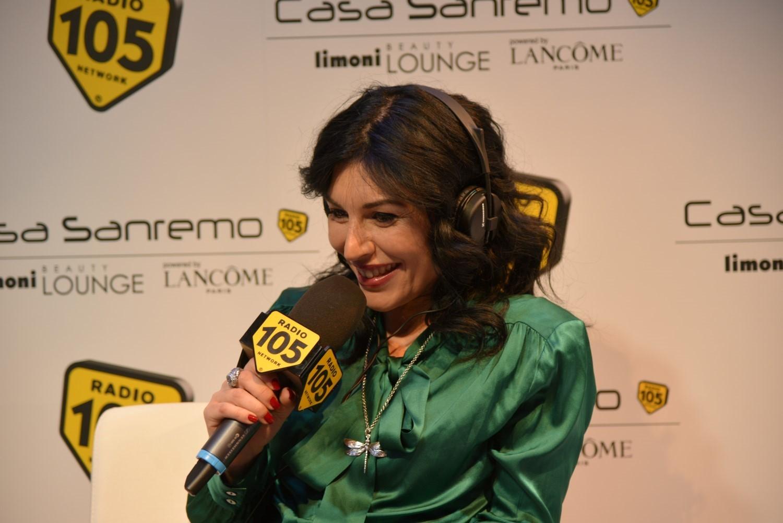 Giusy Ferreri a Radio 105