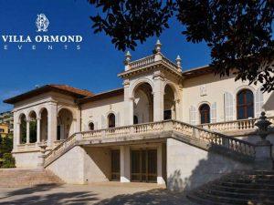 Inaugurazione Villa Ormond @ Villa Ormond   Sanremo   Liguria   Italia