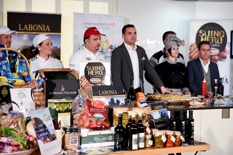 Calabria protagonista a Casa Sanremo 2017