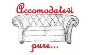 Accomodatevi pure - Talk Show culturale @ Villa Ormond