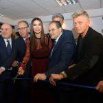 Inaugurazione casa sanremo 2017 con Elisabetta Gregoraci