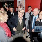 Vittorio Sgarbi a Casa Sanremo Arte