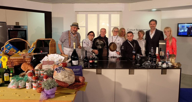 Molise protagonista a Casa Sanremo