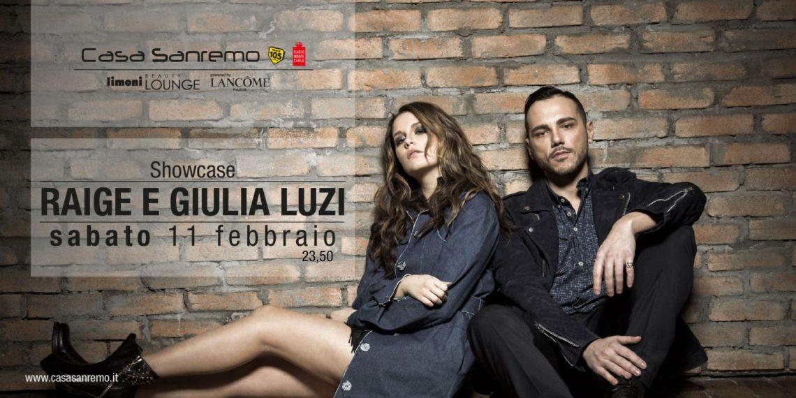Raige & Giulia Luzi