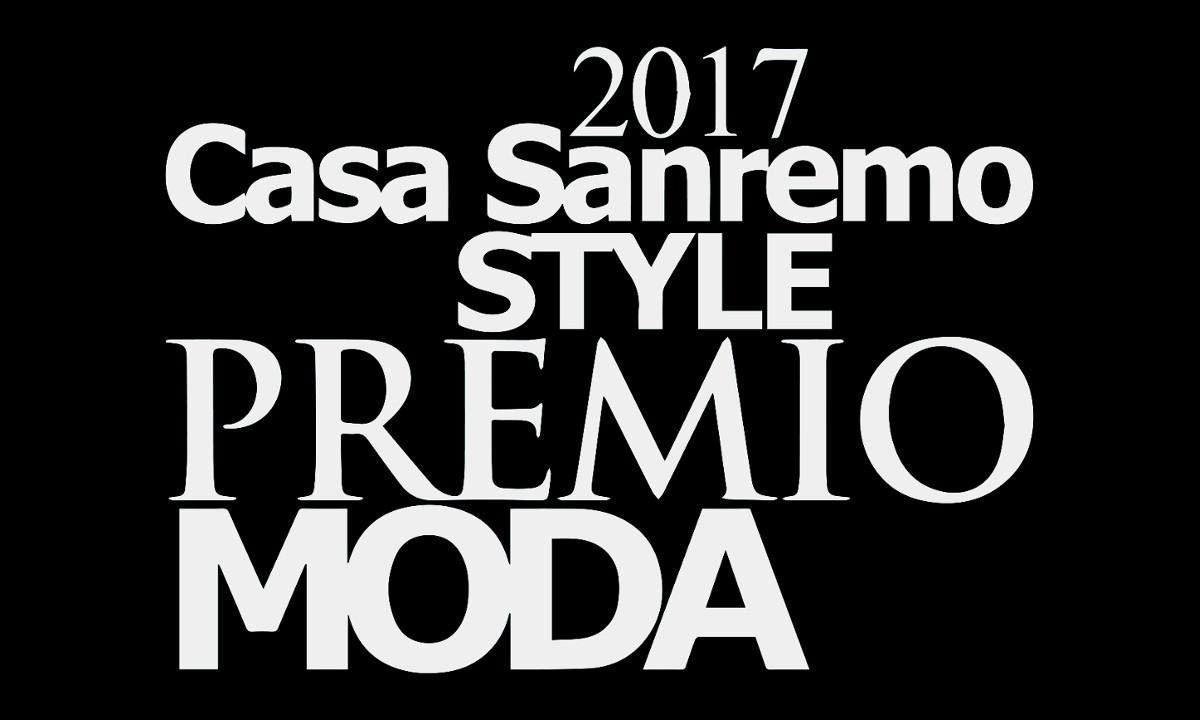 Casa Sanremo Style 2017 - Premio Moda