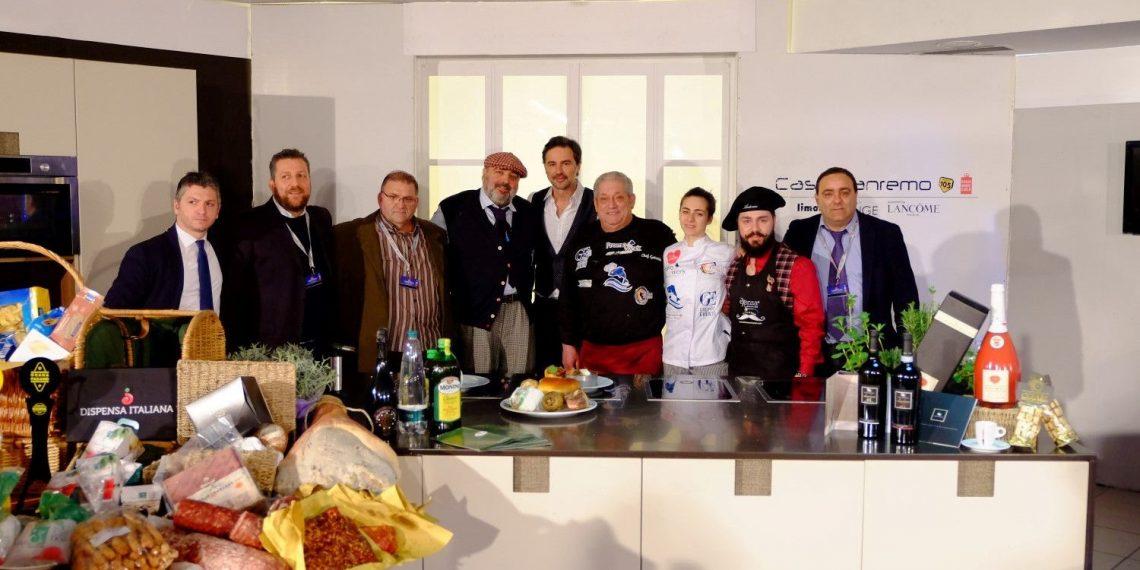 Terre del Bussento protagonista a Casa Sanremo
