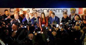 Inaugurazione @ Palafiori    | Sanremo | Liguria | Italia
