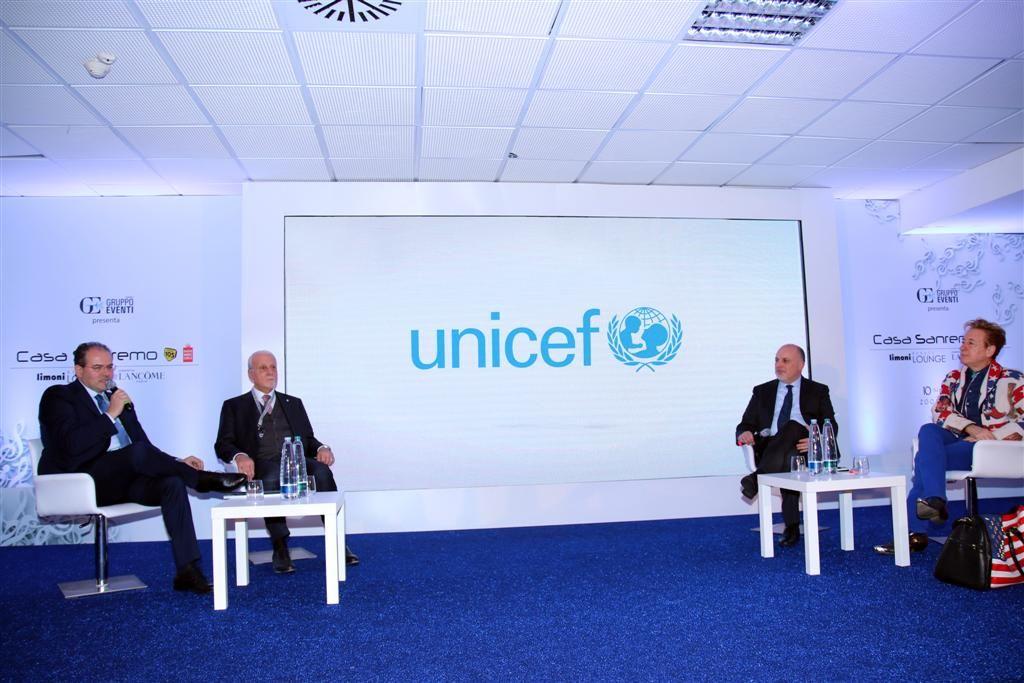 Unicef - 70 anni in Italia