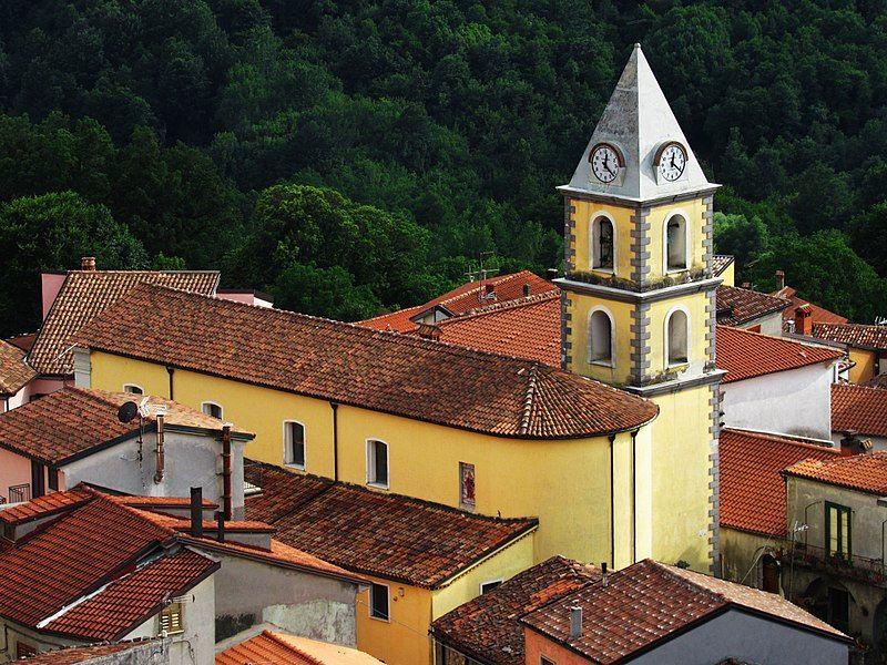 Chiesa di Santa Maria degli Angeli - San Severino Lucano