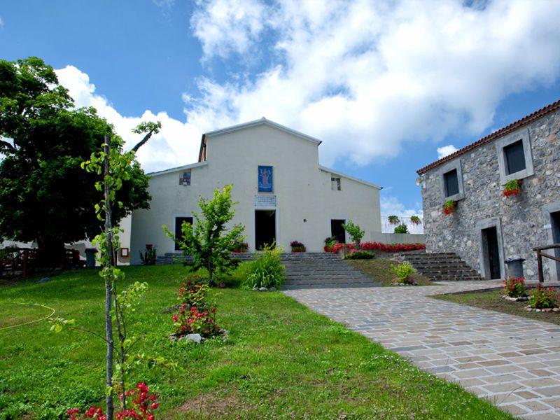 Santuario della Madonna del Pollino - San Severino Lucano
