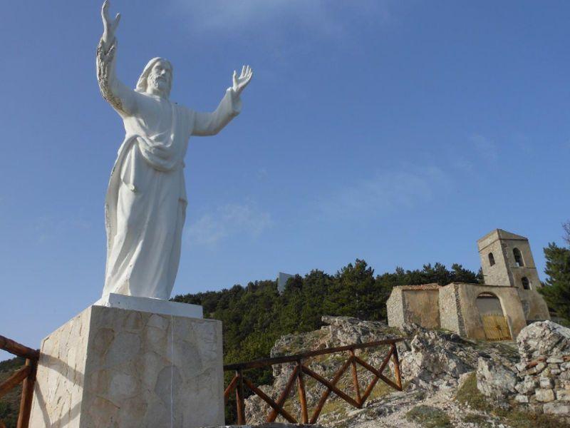 Santuario di Monteforte - Abriola