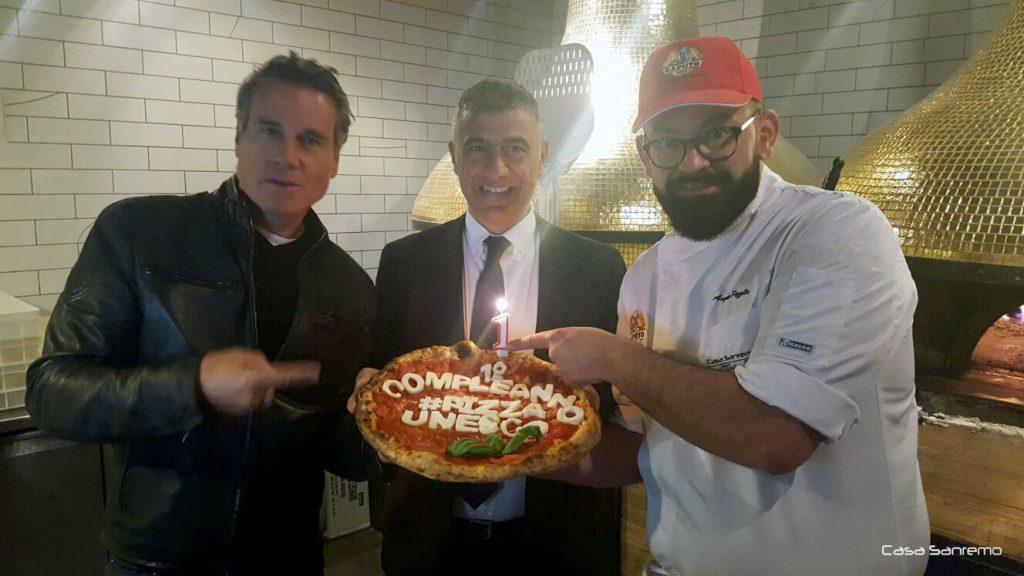Pezzella - Scanio - pizza Unesco