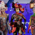 Finale Body Painting
