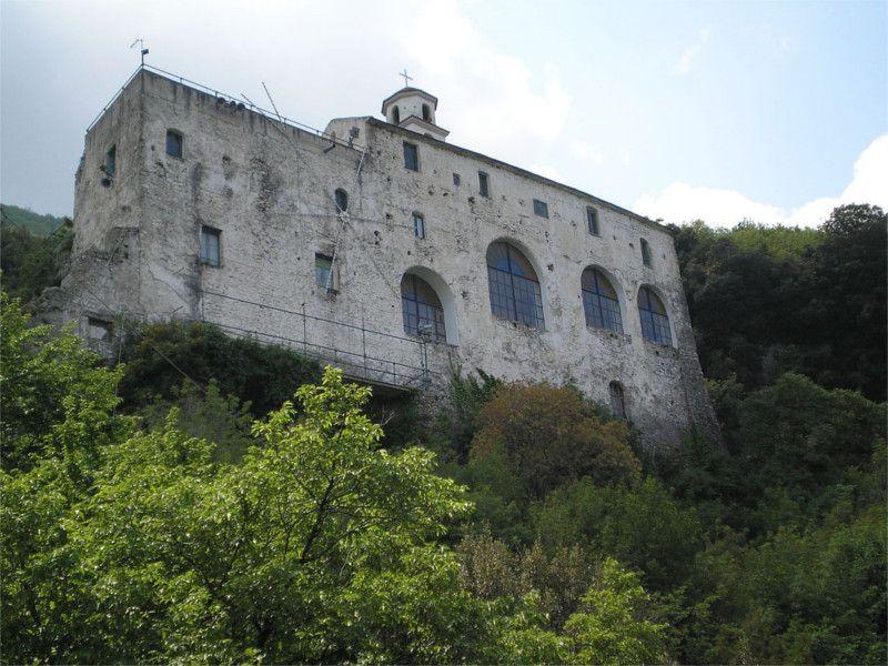 Il Santuario Montalbino