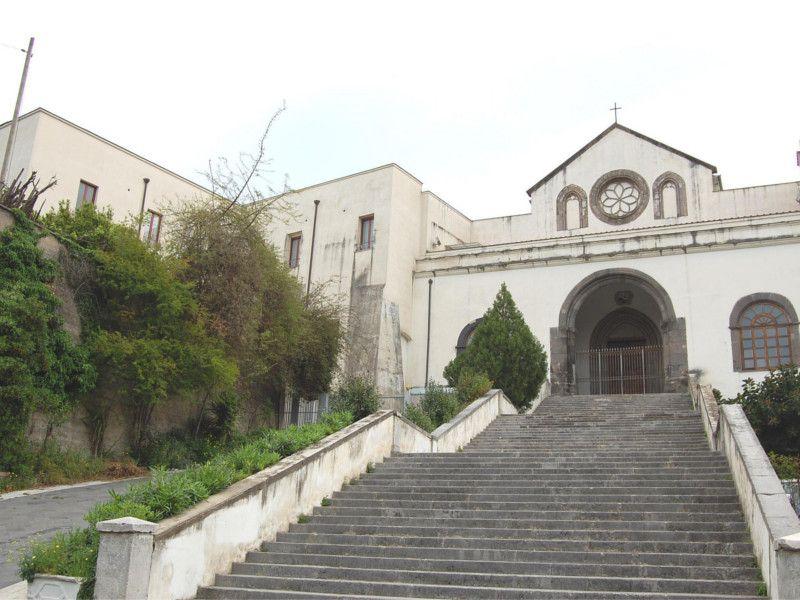 Il convento di Sant'Antonio, sede di una biblioteca