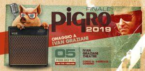 Premio Pigro @ Ivan Graziani Theatre | Sanremo | Liguria | Italia