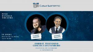 Cose da Casa Sanremo @ Pino Daniele Theatre