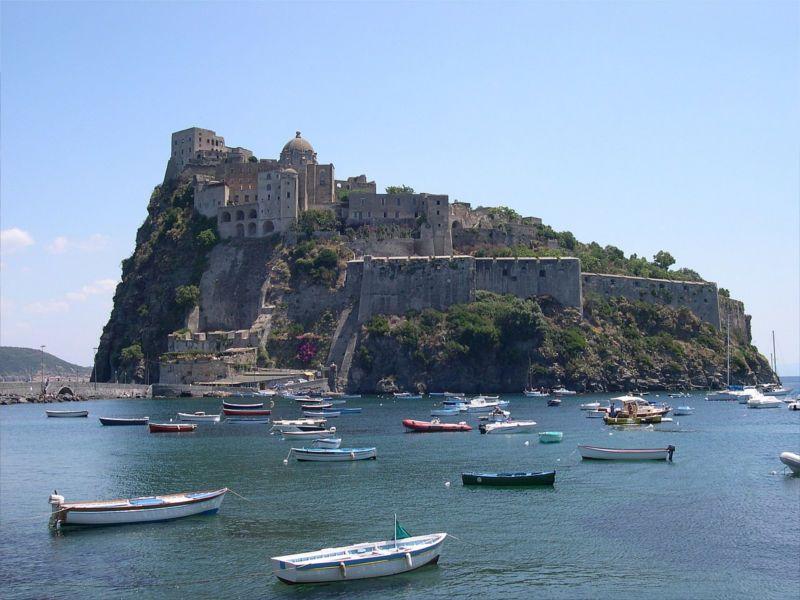 Castello Aragonese di Ischia