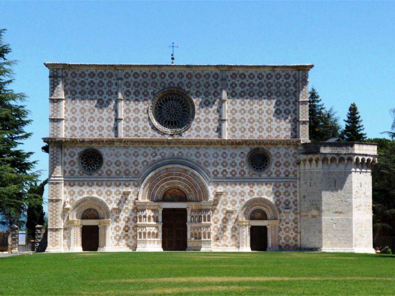 La Basilica di Santa Maria di Collemaggio - L'Aquila
