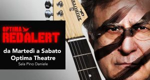 Optima Red Alert @ Pino Daniele Theatre