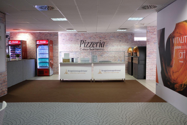 La Pizzeria di Casa Sanremo Vitality's