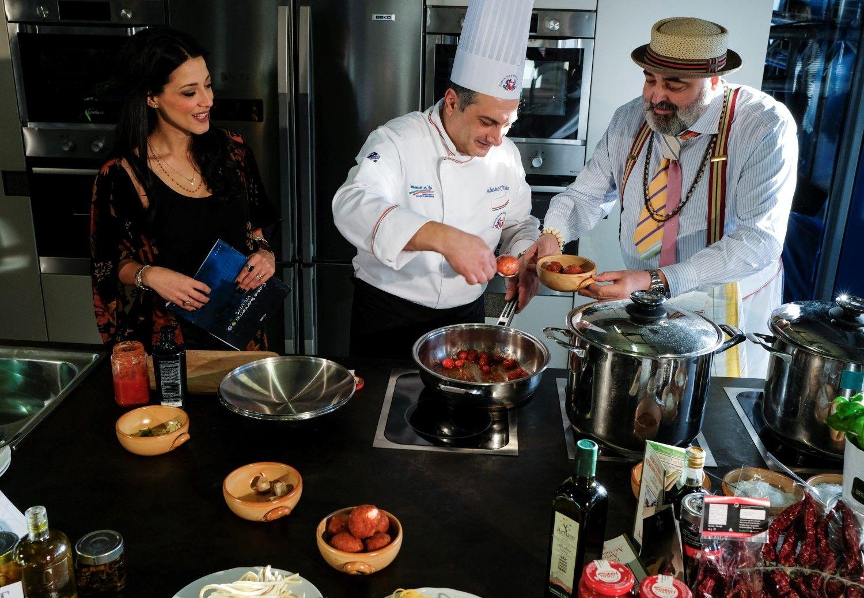 L'Abruzzo protagonista a Casa Sanremo Vitality's