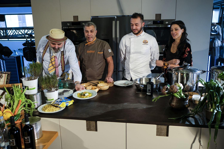 Nocera Inferiore protagonista a Casa Sanremo Vitality's