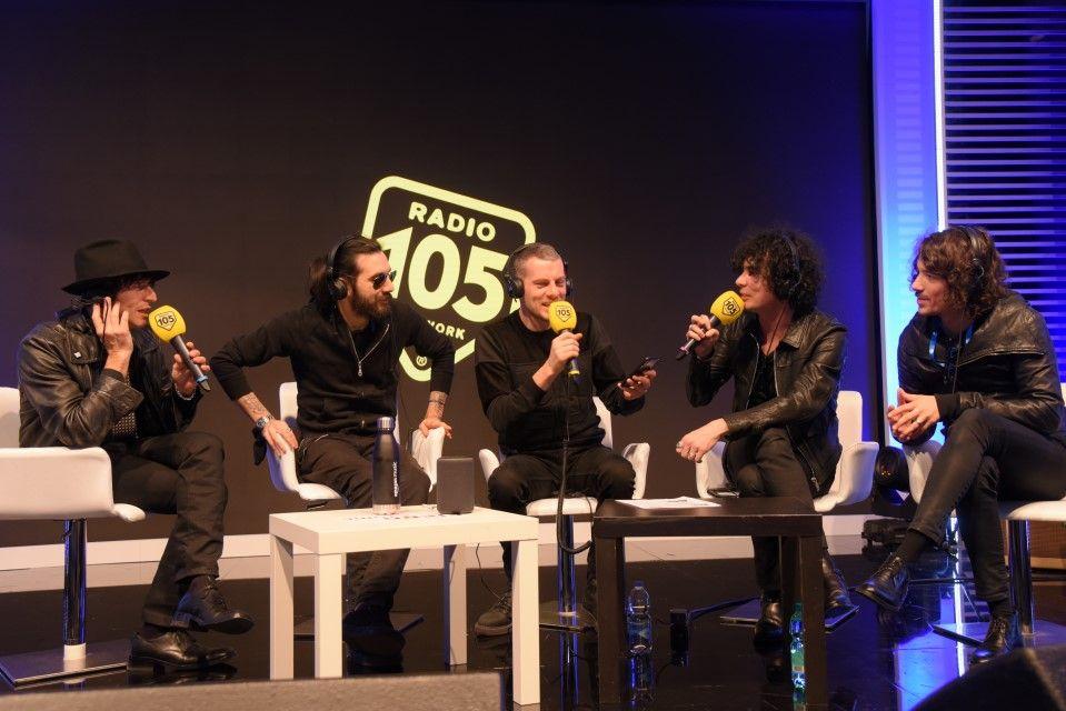 Zen Circus a Radio 105