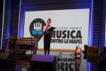 Nella Lounge di Casa Sanremo Vitality's cantano i vincitori di Musica contro le Mafie