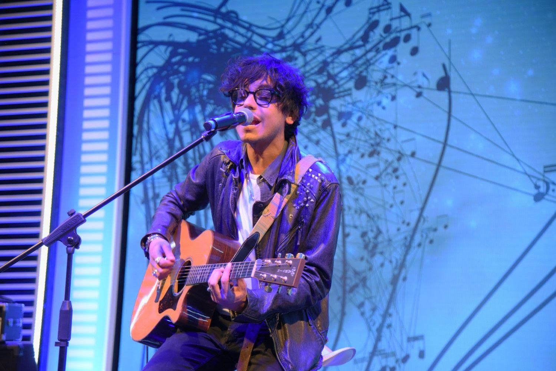 Le canzoni di Diego Conti a Casa Sanremo Vitality's