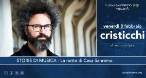 STORIE DI MUSICA - SIMONE CRISTICCHI @ Lounge