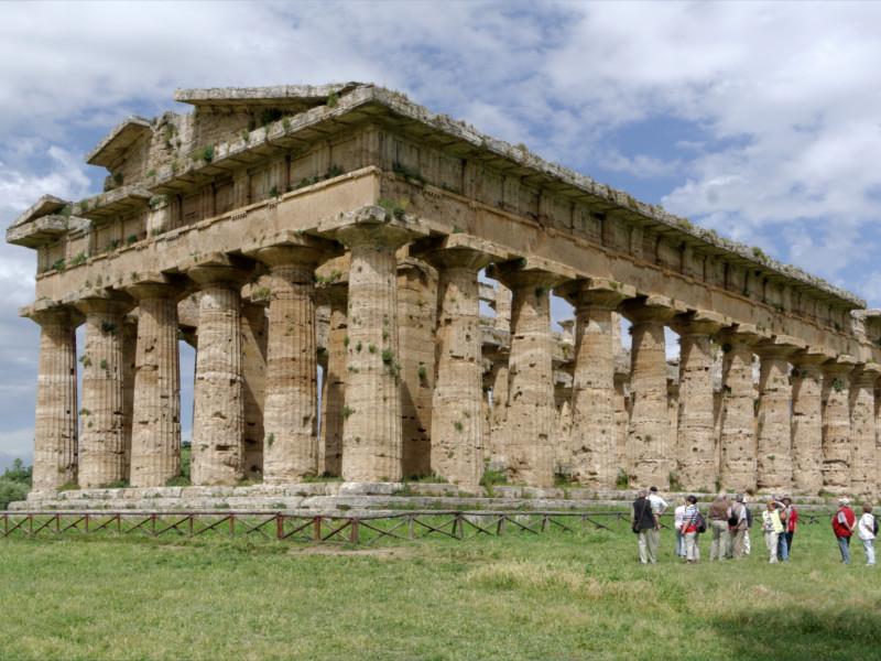 Paestum, Tempio di Era (o di Nettuno)
