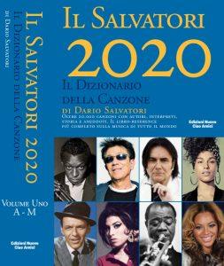 Il Salvatori 2020 - Il Dizionario della Canzone - Dario Salvatori @ Ivan Graziani Theatre