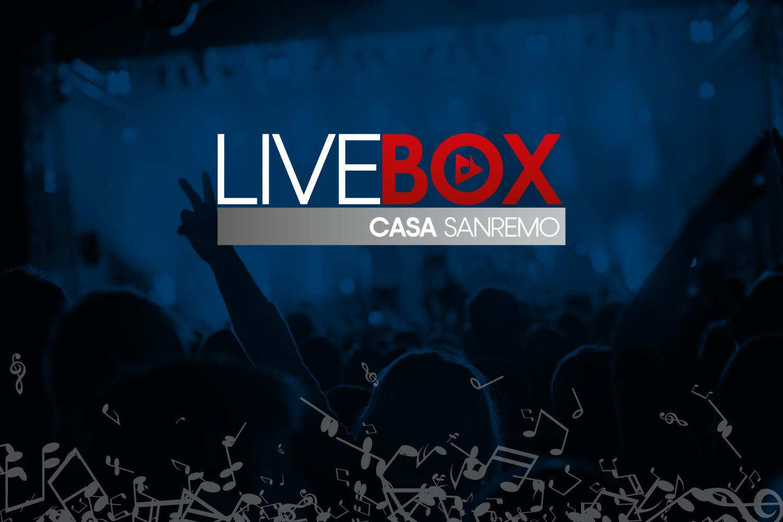 casa sanremo live box