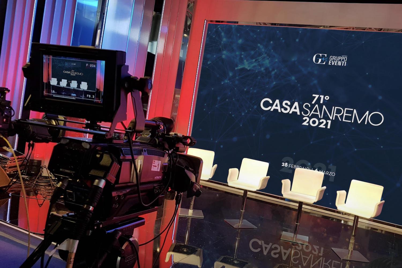 Novità Casa Sanremo 2021