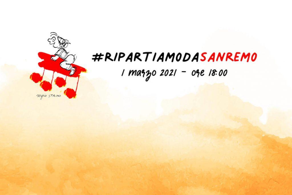 Ripartiamo da Sanremo, #ripartiamodaSanremo