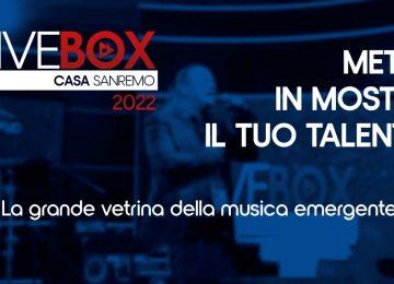 Casa Sanremo Live Box 2022