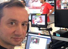 Fabio D'Arco: con i miei filmati vi racconterò Casa Sanremo