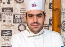 Antonio Cascone, la pasticceria d'autore a Casa Sanremo