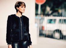 """Donata Manzolillo, conduttrice di """"Protagonisti"""" a Casa Sanremo"""
